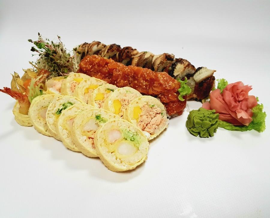 Sushi Bielany - zestaw nr 20