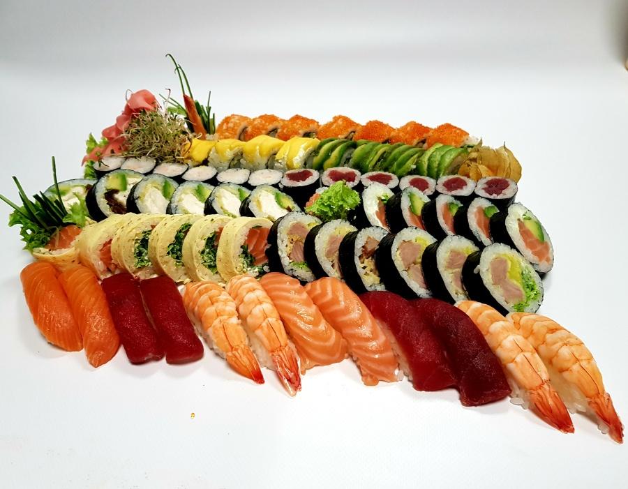 Sushi Bielany - zestaw nr 23