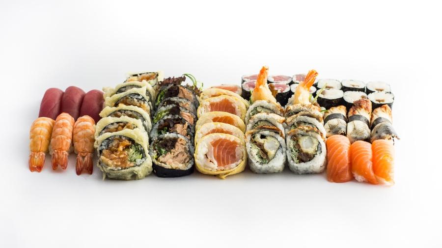 Sushi Tarchomin - zestaw nr 15