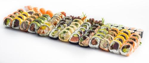 Sushi Tarchomin - zestaw nr 17